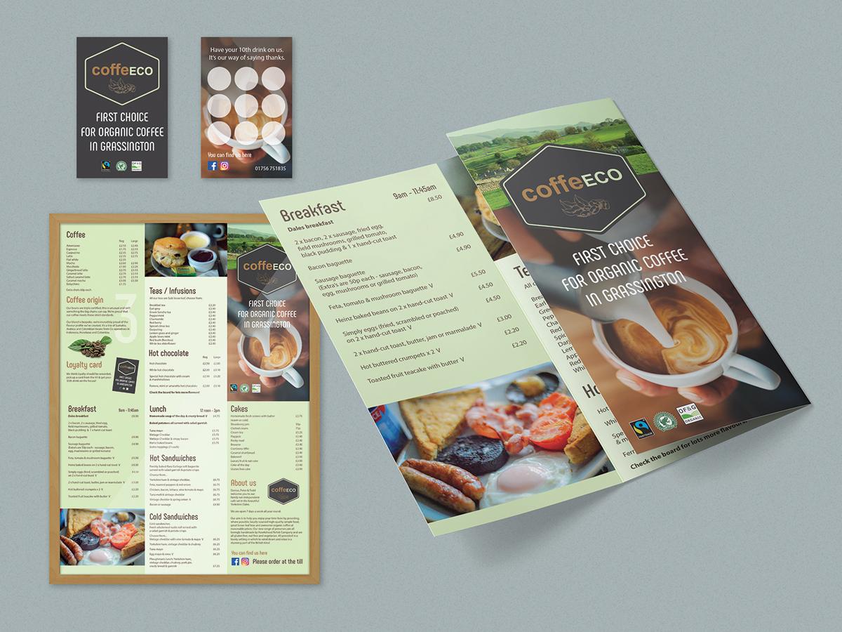 CoffeEco Branding