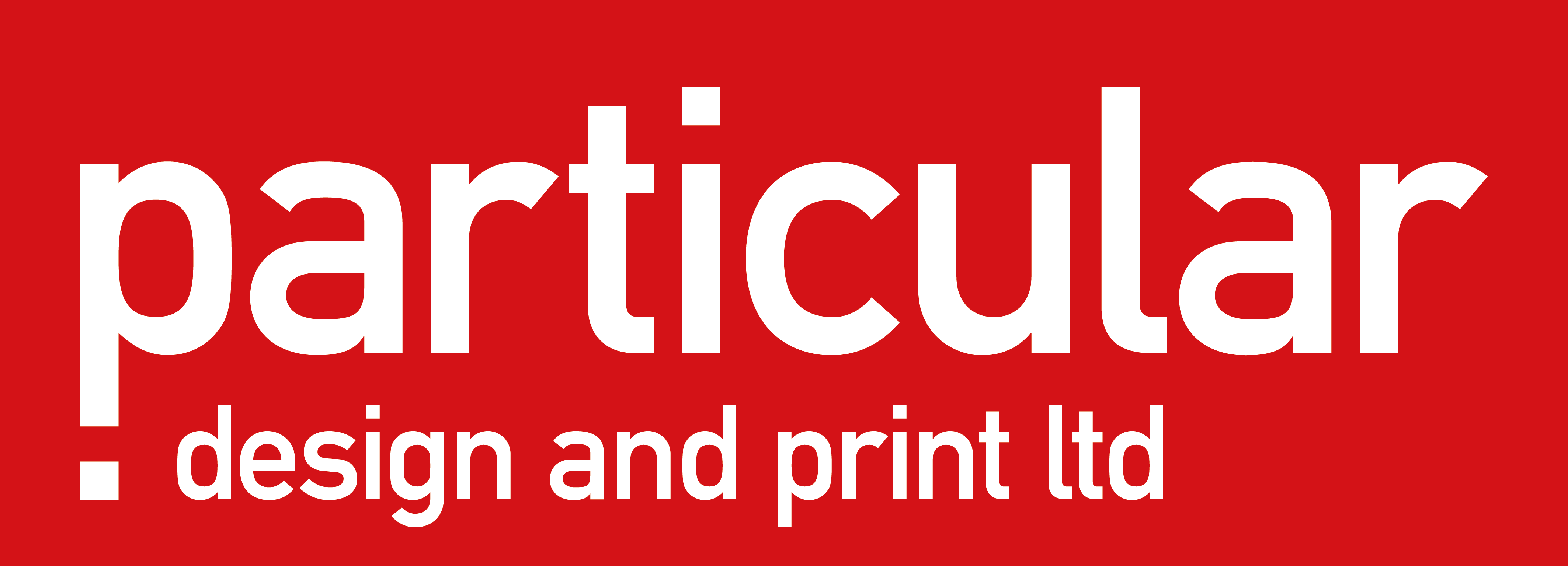Particular Design and Print Ltd, Silsden West Yorkshire